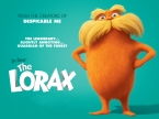 The Lorax: Movie Poster
