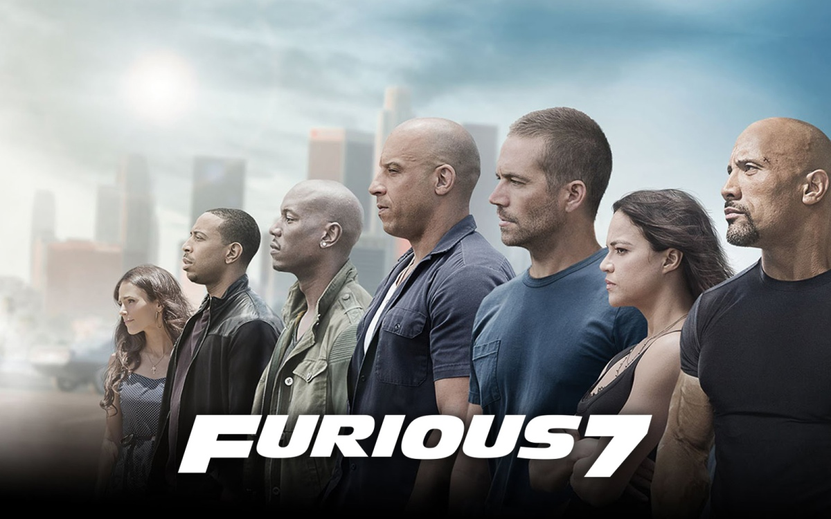 Fast And The Furious 7 Wallpaper: Furious 7: Movie Review